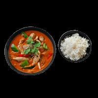 Curry asiatique