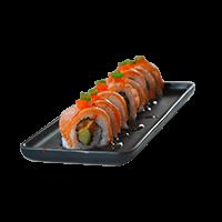 Saumon tataki roll 10.50€